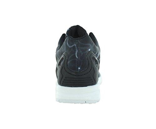 Adidas Original Zx Flux Svart / Vit