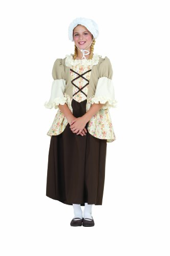 RG Co (Colonial Woman Halloween Costume)
