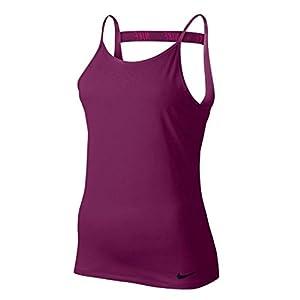 Nike Dry Women's Dri-Fit Tank Top Shirt Berry 830379 665 SIZE XS