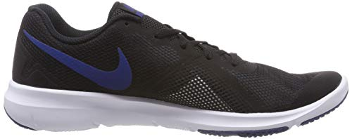 Multicolore Scarpe Ii Blue white Basse Control Da Flex gym Nike black 001 Uomo Ginnastica tqwC8WE