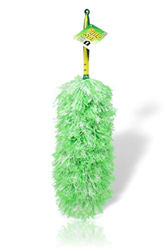 Pine-Sol 17 Inch Microfiber Duster With Easy Grip Handle Cleans and Dusts