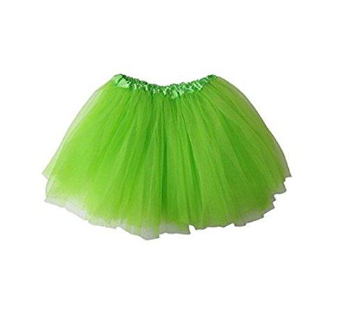 Tutu Grande (Simple Tutu's,Dealzip Inc 12inch Green Kids Ballet Tutu Dress Skirt Costume)