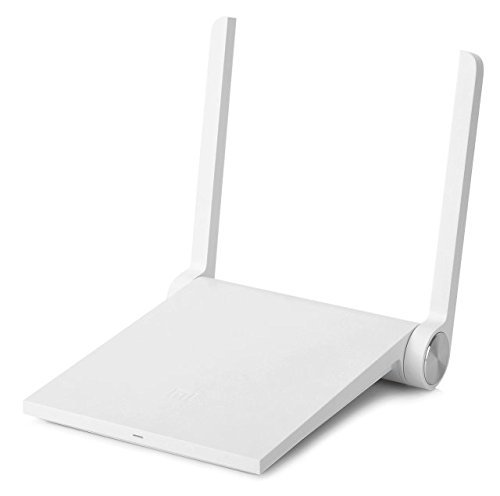 Price comparison product image Xiaomi Mi Wi-Fi Mini Wireless Router Mainstream Dual AC Router 100MBPS 2.4Ghz / 5Ghz Dual Antenna