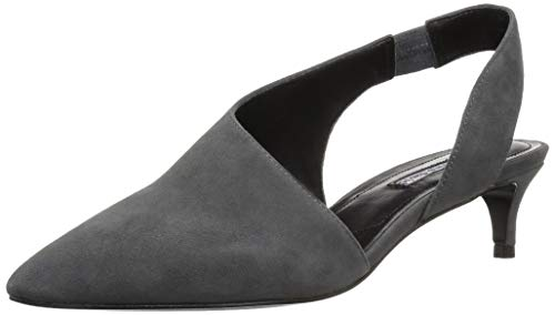CHARLES DAVID Women's Picasso Pump, Charcoal, 8.5 M US Charles High Heel Pumps