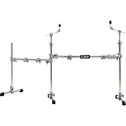 Chrome Plated Main and Side Drum Rack Package ()