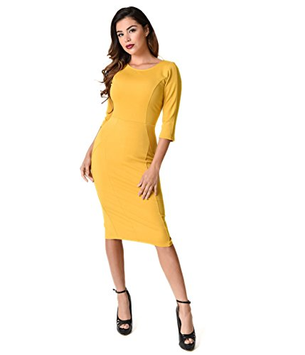 60s Mustard - 4