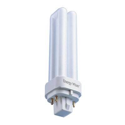 (26W Dimmable Compact Fluorescent Quad Electronic 4-Pin Bulb in Daylight [Set of 8] )