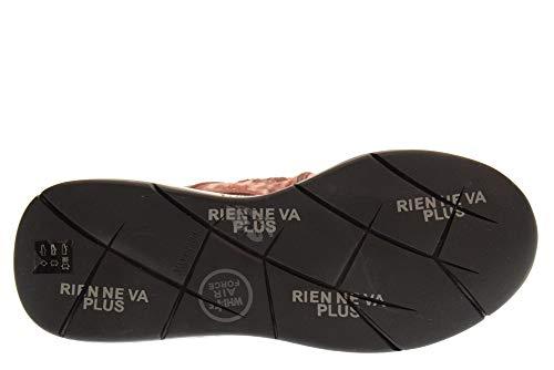 3498 Femme Basses Chaussures Liu Rose Premiata Baskets qO5wX