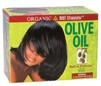 ORS Organic Root Stimulator Olive Oil No Lye Hair Relaxer-Normal by Ors -
