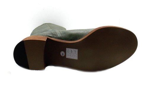 Buffalo - Stiefel - [M] 408-12708 Khaki