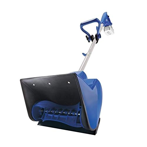 Snow Joe 24V-SS11-XR 24-Volt 11-Inch 5-Ah Cordless Snow Shovel, Blue