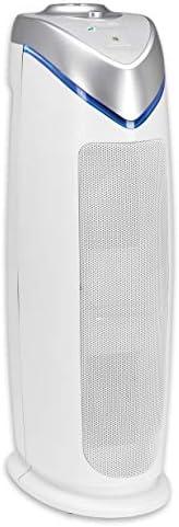 Guardian Technologies Germ Guardian HEPA Filter Air Purifier, UV Light Sanitizer, Eliminates Germs, Filters Al