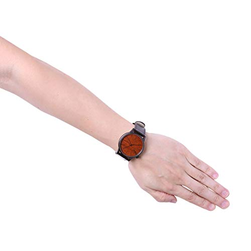 KOMONO Unisex KOM-W2020 Winston Analog Display Japanese Quartz Black Watch