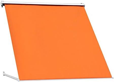 Primrose Tenda da Sole Avvolgibile manuale di color terracotta da 3.0 metri