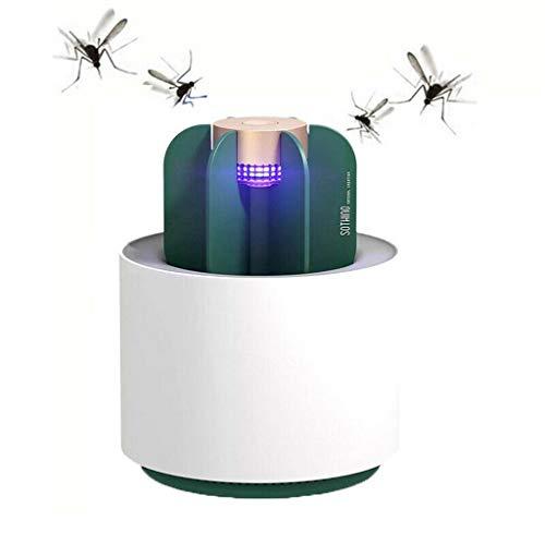 - ParadiseB USB Electronic Bug Insect Mosquito Killer Trap Inhaled Lamp Cactus Home Decor
