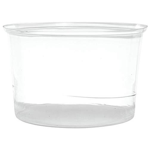 HUBERT Clear Plastic Beverage Display Tub Liner - 13