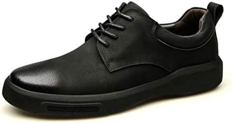 ウォーキングシューズ メンズ 革靴 レースアップシューズ ローカット カジュアル 通勤用 防滑
