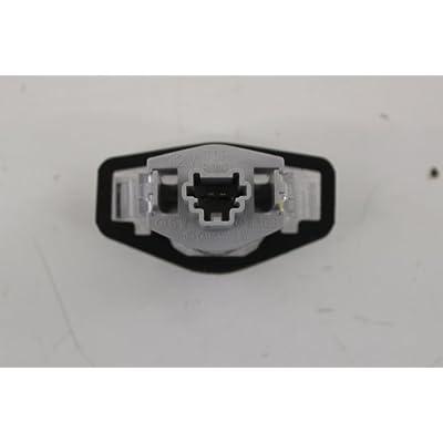 Honda Genuine (34100-S84-A01) License Plate Light Assembly: Automotive