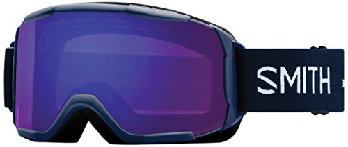 Smith Showcase Masque de Ski Femme, Navy Micro Floral