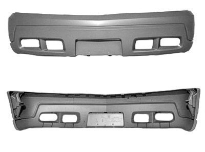 Cadillac Front Bumper - Pre Painted Cadillac Escalade Front Bumper Painted to Match Vehicle