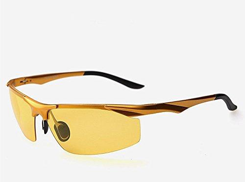 Polarizing night outdoor sports multifunction Driving Night vision - Essilor Sunglasses