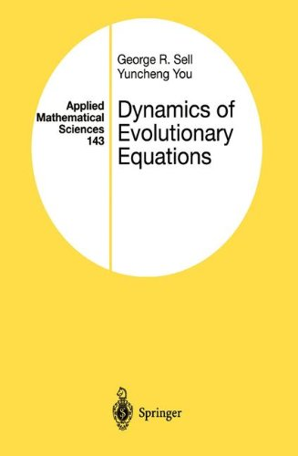 Dynamics of Evolutionary Equations (Applied Mathematical Sciences)
