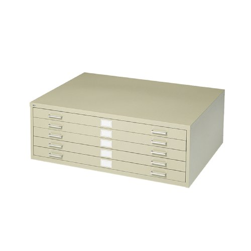 Safco Products 4994TSR Flat File for 36