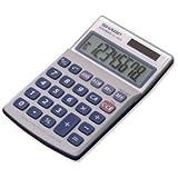 Sharp EL240SAB - Calculadora básica, gris