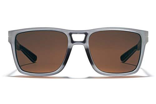 ROKA Kona High Performance Polarized Sunglasses for Men and Women - Shadow Frame - Bronze Polarized ()