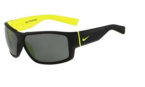 Nike Gafas de Sol, Mtt Blck/Vlt W/Gry L, 62 para Hombre ...