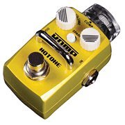 Hotone Skyline Series KOMP Compact Opto Compressor Guitar Effects Pedal by Hotone