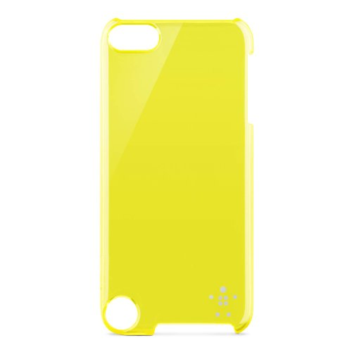 Yellow Ipod Touch - 5
