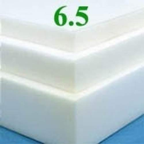 2 Inch Thick Twin Size Soft Sleeper 6.5 Memory Foam Mattress Pad Topper USA Made