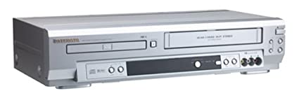 amazon com sylvania dvc860d dvd vcr combo electronics rh amazon com Sylvania VCR DVD Manual Sylvania VCR DVD Manual