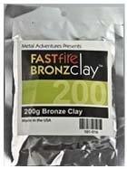 FASTfire BRONZclay 200 Gm