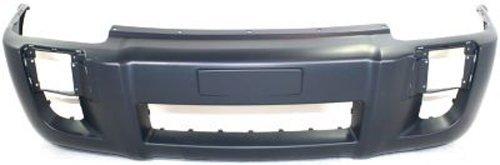 - Crash Parts Plus Primed Front Bumper Cover Replacement for 2005-2009 Hyundai Tucson