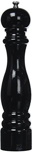 Peugeot 23768 Paris U'Select 12-Inch Pepper Mill, Black ()