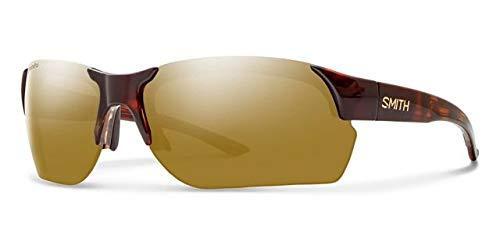 Smith Envoy Max ChromaPop Polarized Sunglasses - Men's Tortoise/Polarized Bronze Mirror, One ()
