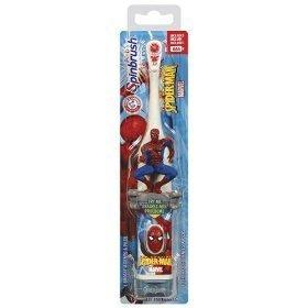 Price comparison product image Spinbrush Arm & Hammer Spinbrush Spider-man