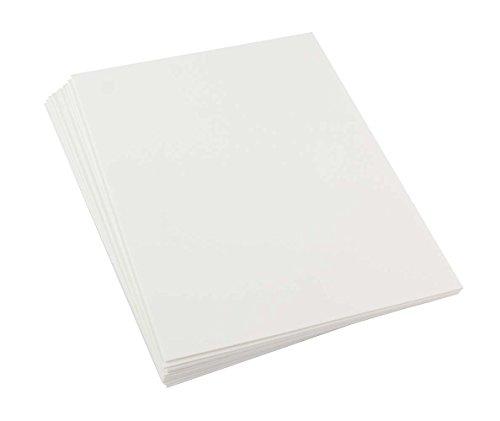 craft foam sheets white