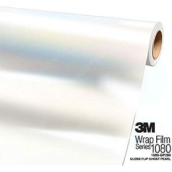 3M 1080 GP280 Gloss Flip Ghost Pearl 3in x 5in (Sample Size) Car Wrap Vinyl Film
