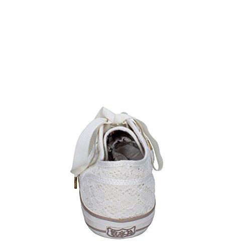 EU Blanco Sneakers Textil 41 Mujer ASH IwvtTqx
