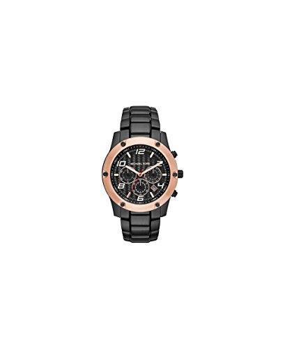a4265a2a5385a Michael Kors Men s Caine Black Watch MK8513 - Michael Kors