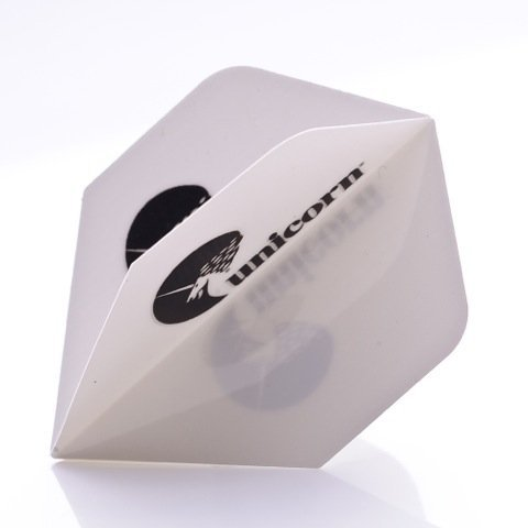 - PerfectDarts 3 x Sets Unicorn Maestro Darts Flights White Standard