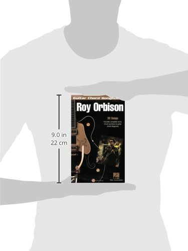 Amazon.com: Roy Orbison: Guitar Chord Songbook (6 inch. x 9 inch ...