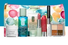 Clinique Nordstrom 8 Pc Skincare Makeup Gift Set