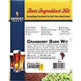 Home Brew Ohio Brewer's Best 1 gallon Beer Ingredient Kit-Cranberry Dark Wit