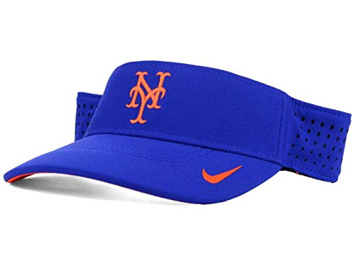 Genuine Merchandise New York Mets Visor Hat Cap - Blue