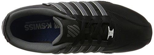 5Scarpe Ginnastica Da Uomo highrise Basse Neroblack charcoal swissarvee 1 K edWQBorCx