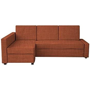 Amazon.com: La funda de repuesto para sofá de algodón grueso ...